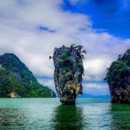 James Bond Island, Phang Nga Bay, Thailand