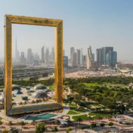 Dubai Frame, United Arab Emirates