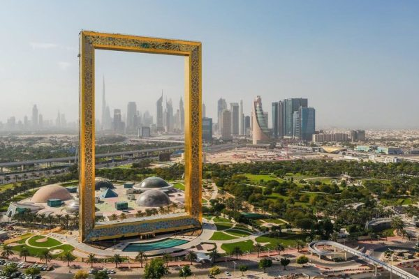 Dubai Frame, United Arab Emirates
