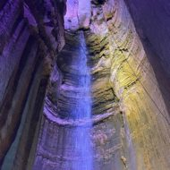 Ruby Falls, Chattanooga,Tennessee, United States