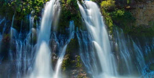 McArthur-Burney Falls Memorial State Park, California, United States