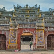 Hue Royal Palace, Vietnam, World Heritage