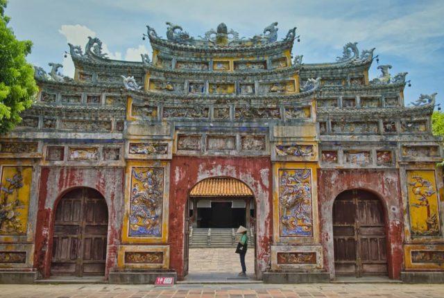 Hue Royal Palace, Vietnam, World Heritage