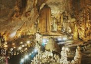 Paradise Cave, Phong Nha-Ke Bang National Park, Vietnam, World Heritage