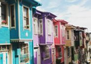 Balat, Fener, Istanbul, Turkey