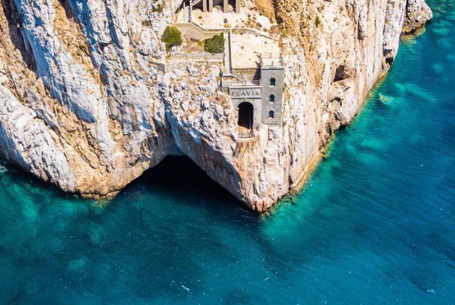 Porto Flavia, Sardinia, Italy