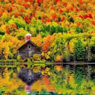 Autumn Vermont, United States