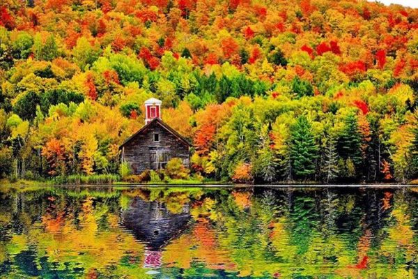 Autumn Vermont, United States