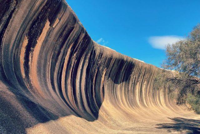 Wave Rock, Hyden, Australia