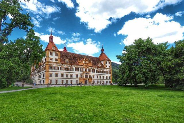 Schloss Eggenberg, Graz, Austria, World Heritage