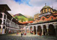 Rila Monastery, Bulgaria, World Heritage