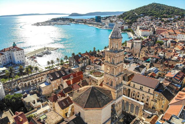 Historical Complex of Split, Croatia, World Heritage
