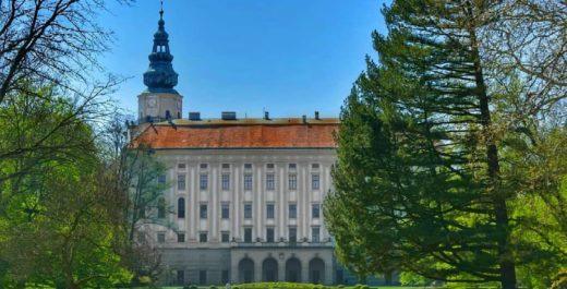 Gardens and Castle at Kroměříž, Czech Republic, World Heritage