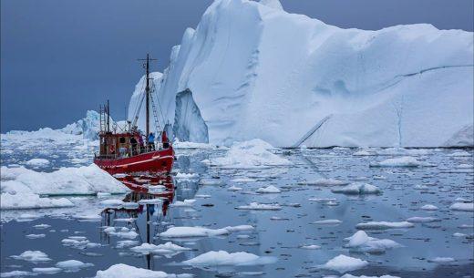 Ilulissat Icefjord, Greenland, Denmark, World Heritage