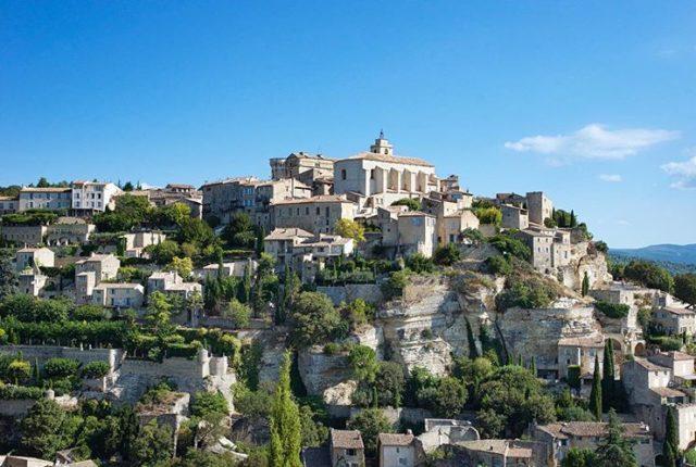 Gordes, Luberon, Provence, France