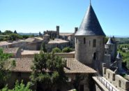 Historic Fortified City of Carcassonne, France, World Heritage