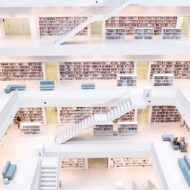 Public Library Stuttgart, Germany