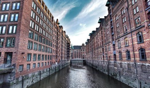 Speicherstadt, Hamburg, Germany, World Heritage