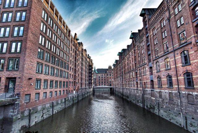 Speicherstadt, Hamburg, Germany, World Heritage