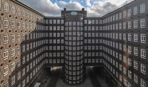 Sprinkenhof, Hamburg, Germany, World Heritage