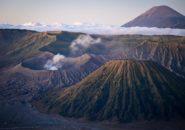 Mount Bromo, Java, Indonesia, Volcano