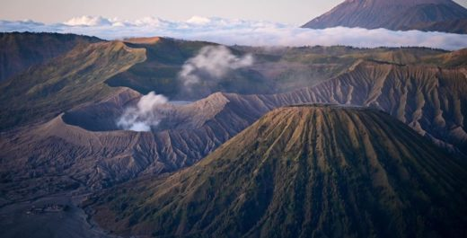 Mount Bromo, Java, Indonesia, Volcano