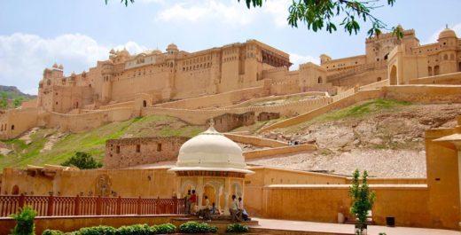 Amber Fort, Jaipur, Rajasthan, India