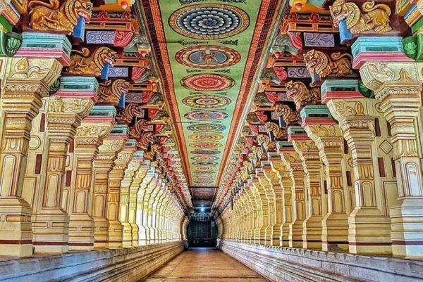Ramanathaswamy Temple, Rameswaram, India
