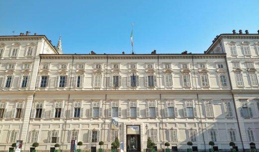 Palazzo Reale di Torino, Turin, Piedmont, Italy, World Heritage