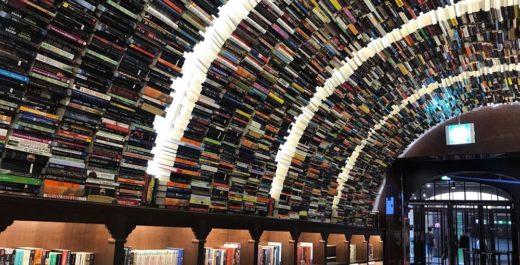 Arc.N.Book, Seoul, South Korea, Bookstore