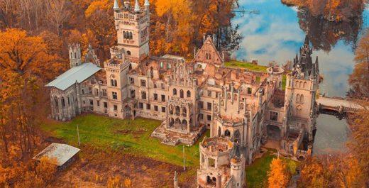 Pałac w Kopicach, Kopice, Poland