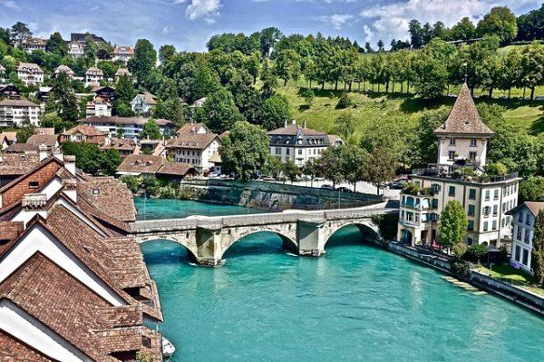 Old City of Bern, Switzerland, World Heritage