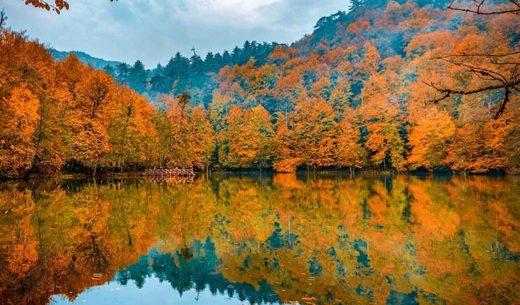 Yedigoller National Park, Bolu, Turkey