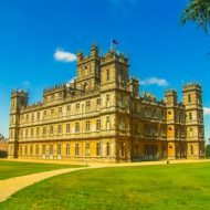 Highclere Castle, Newbury, Berkshire, England, Country House, Downton Abbey