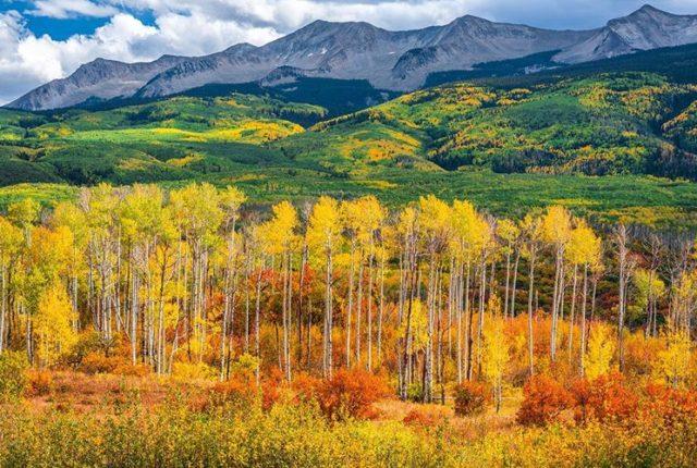 Autumn Colorado, United States