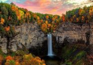 Taughannock Falls State Park, Trumansburg, New York, United States